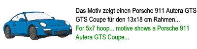 Porsche 911 Autera GTS Coupe