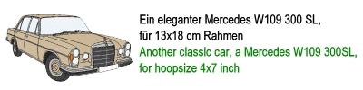 Mercedes W 109 300 SEL